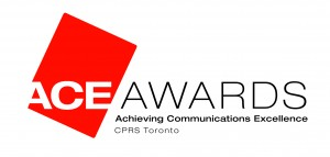 Ace Awards 2012 Logo